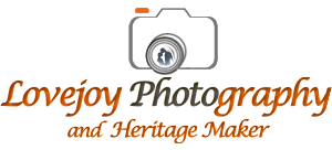 Lovejoy Photography Logo